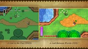 Zelda: Link Between Worlds vs. Link to the Past
