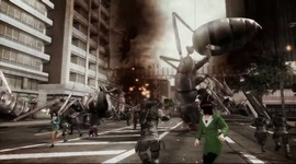 Video: Earth Defense Force 2025 - Fencer
