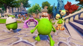 Video: Disney Infinity - Monsters University