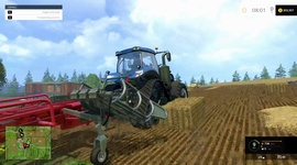 Video: Farming Simulator 15 � Bale Handling