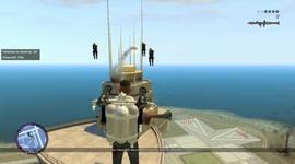 Video: GTA IV - Jetpack mod