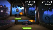 LittleBigPlanet 3 - PS3 vs PS4