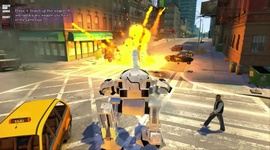 Video: GTA IV - Robocop ED-209