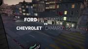 World of Speed - Camaro vs Mustang