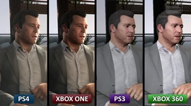 Video: GTA V - porovnanie v�etk�ch verzii