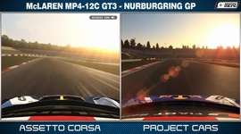 Video: Assetto Corsa vs Project Cars