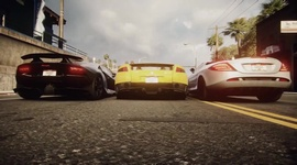 Video: NFS: Rivals - Movie car pack
