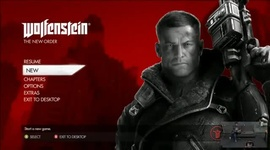 Video: Wolfenstein: New Order - 30 min