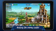 Castle Storm - Free to Siege -  Mobile launch