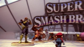 Video: Super Smash Bros. - Mario Jumps into Battle!