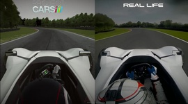 Video: Project Cars vs Real life - BAC mono