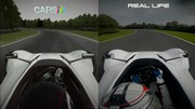 Project Cars vs Real life - BAC mono