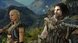 Video: Middle-Earth: Shadow of Mordor - Troy Baker & Christian Cantamessa