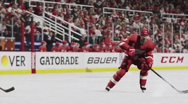 Video: NHL 15 gameplay - Superstar Skill Stick