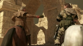 Video: Metal Gear Solid 5: Phantom Pain - Gamescom gameplay