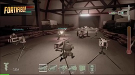 Video: Fortified  - Gameplay Footage