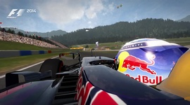 Video: F1 2014 - Austria Red bull ring hot lap