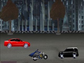 Batman Street War