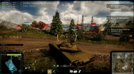 Video: Armored Warfare - PAX gameplay