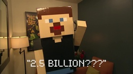 Video: Clueless gamer - Microsoft k�pil Minecraft