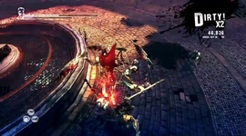 Video: DmC Definitive Edition - Combos Gameplay Trailer