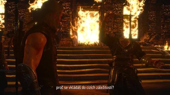 Zakl�na� 3: Divok� hon - Srdce z kamene - �esk� launch trailer