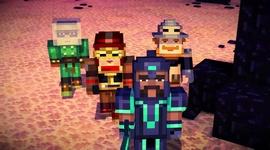 Video: Minecraft Story Mode - Meet the cast!