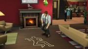 Sims 4 Get to work - Detekt�v