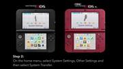 New Nintendo 3DS XL - System Transfer