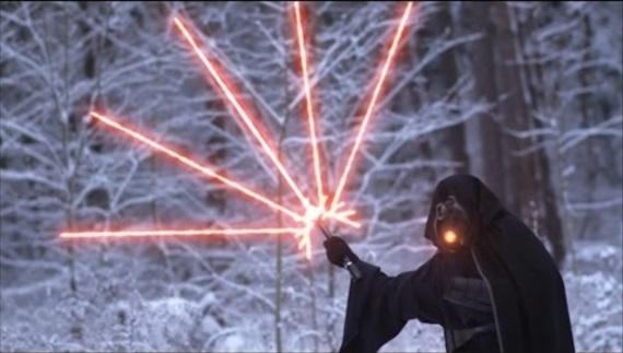 Star Wars - nov� gener�cia sveteln�ch me�ov
