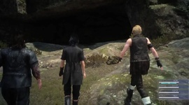 Video: Final Fanasy XV  - dungeon gameplay