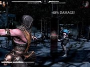 Mortal Kombat X - mobile gameplay