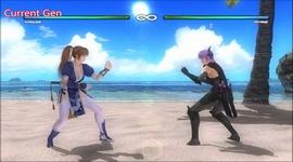 Video: Dead or Alive V - PC porovnanie