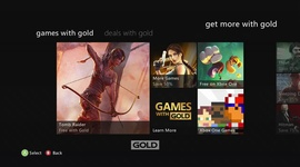 Video: Xbox 360 - Xbox One gold with games