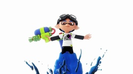 Video: Splatoon - amiibo Trailer