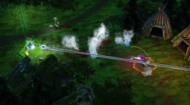 Video: Magicka: Wizard Wars - Launch Features Trailer
