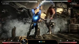 Video: Mortal Kombat X: Kombat Klass - Blue Steel Sub-Zero