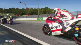 Video: MotoGP 15 - trailer