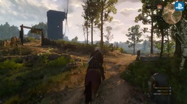 Video: Witcher 3 - PS4 gameplay - PL verzia