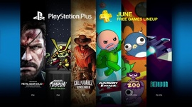 Video: PlayStation Plus - Free Games Trailer