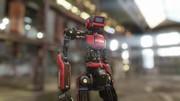Industrial Workerbot - tech demo