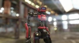 Video: Industrial Workerbot - tech demo