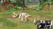 LEGO Jurassic World - Gameplay