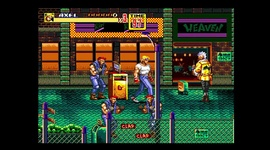Video: 3D Streets of Rage 2 - In Game Footage