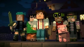 Video: Minecraft Story Mode - trailer