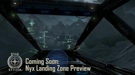 Video: Star Citizen - Nyx landing zone