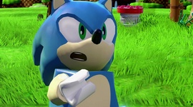 Video: LEGO Dimensions: Sonic the Hedgehog - Official Trailer