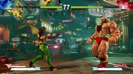 Video: Street Fighter V - Zangief