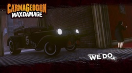 Video: Carmageddon: Max Damage - Nuns trailer