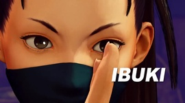 Video: Street Fighter V - Ibuki trailer